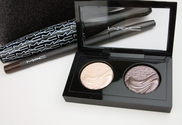 MAC Keepsakes Brown Eye Bag Swatches and Review