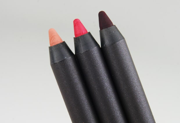MAC matte lipstick swatches 4 MAC: Bringing Sexy Matte Lips Back