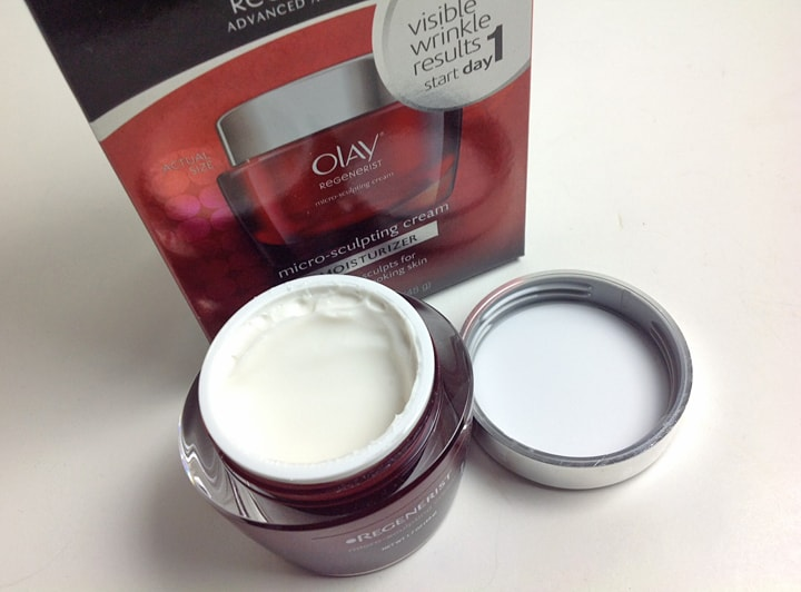 Olay Regenerist cream Keep Skin Forever Young with Olay Regenerist