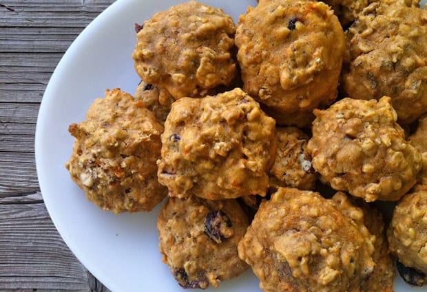 Thanksgiving Butternut Squash cookie recipe 3 Thanksgiving Butternut Squash Cookies