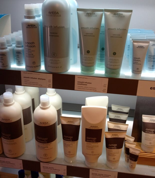 Aveda products we heart this field trip: Bokaos Aveda Salon