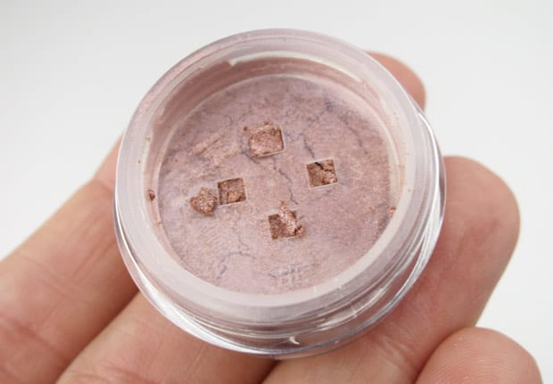 bareMinerals bare skin 10 bareMinerals Two for the Show swatches and review