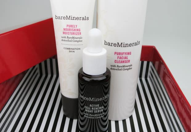 bareMinerals Spectacular Skin Collection review