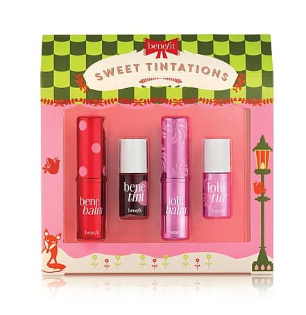 we heart this gift guide blush Benefit sweet tintations Holiday Gift Guide: Blush Lovers