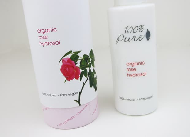 100 Percent Pure Organic Rose Hydrosol 1 100% Pure Organic Rose Hydrosol Facial Mist Review