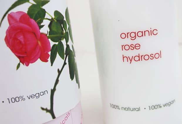 100 Percent Pure Organic Rose Hydrosol 2 100% Pure Organic Rose Hydrosol Facial Mist Review
