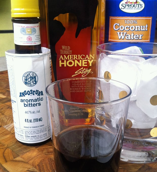 Coffee Cocktail recipe 2 Coffee Cocktail Recipe; starring Wild Turkey American Honey Sting