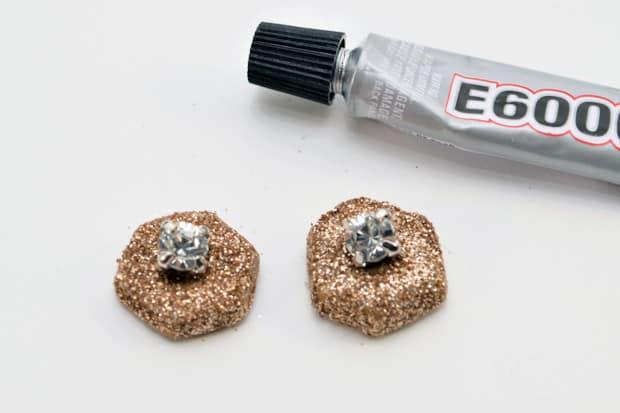 DIY-Glitter-Geometric-Earrings-13