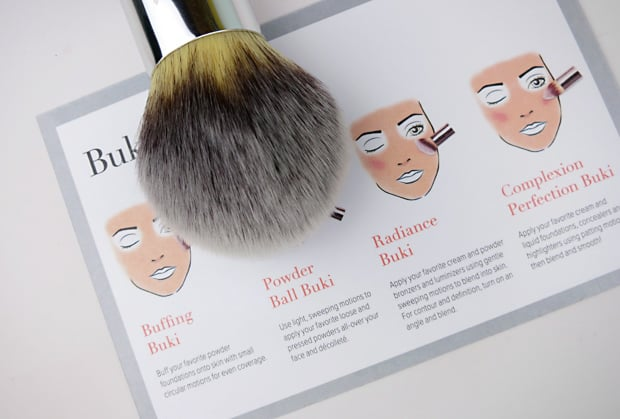 IT Cosmetics Buki Brush Box 6 IT Cosmetics Buki Brush Box Photos and Review