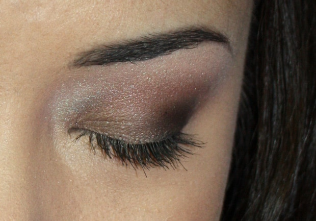 Loreal colour riche eye shadow Rose nude B LOreal Colour Riche Ombre Quad swatches and looks   PIC HEAVY