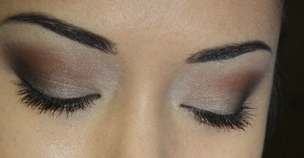 Loreal colour riche eye shadow absolute taupe B LOreal Colour Riche Ombre Quad swatches and looks   PIC HEAVY
