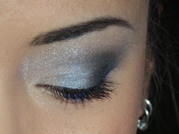 Loreal colour riche eye shadow eternal blue B LOreal Colour Riche Ombre Quad swatches and looks   PIC HEAVY
