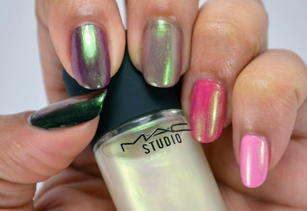MAC-Studio-Nail-Lacquer-Green-Pearl-8
