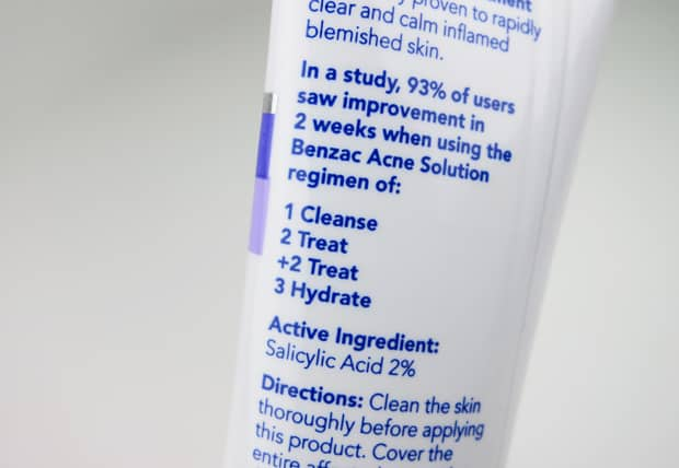 We Heart This is Introducing Benzac Acne Solutions – something new in acne products with an ingredient that you just might be wearing on your wrists already