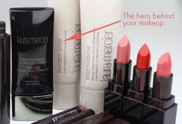 Laura Mercier Foundation Primer Review and Photos