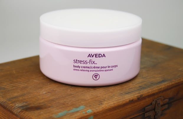 Aveda Stress Fix Body Creme 1 Aveda Stress Fix Body Creme Review