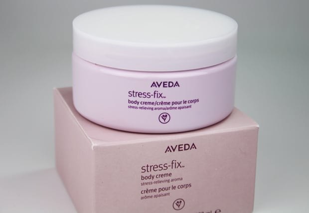 Aveda Stress Fix Body Creme 2 Aveda Stress Fix Body Creme Review