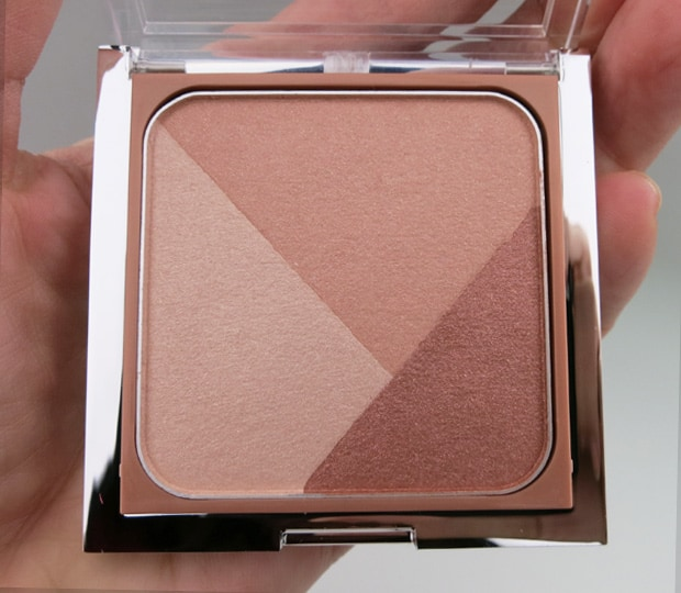 Clinique Sculptionary Cheek Contouring Palette 3 Defining Nudes Clinique Hello Cheekbones  Swatches and Review