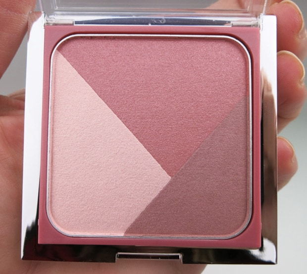 Clinique Sculptionary Cheek Contouring Palette 7 Defining Roses Clinique Hello Cheekbones  Swatches and Review