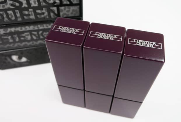 Lipstick Queen Bete Noire 4 Lipstick Queen Bete Noire swatches and review