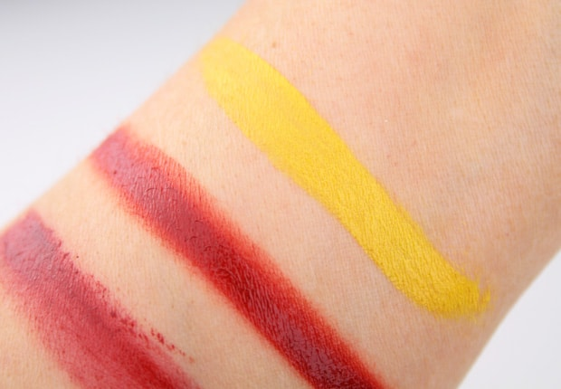 Ruby Academy LL cream swatch Whats New at The Makeup Show LA 2015