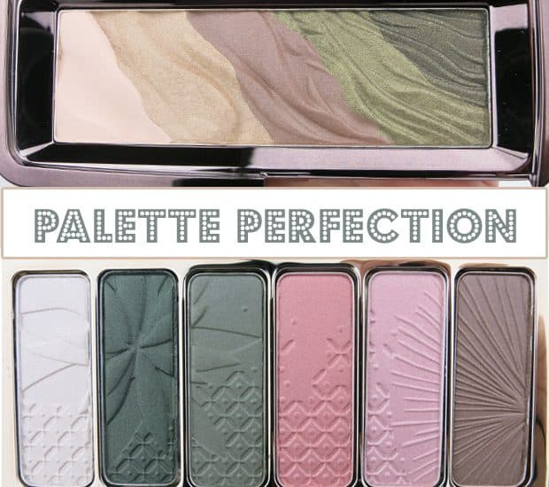 Palette Perfection, starring Hourglass and Clarins