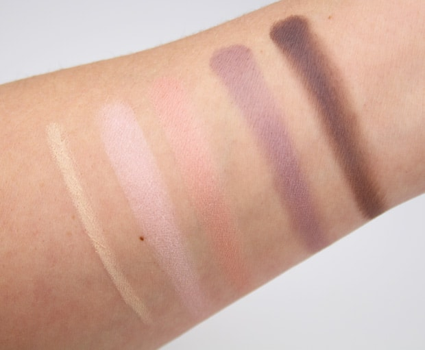Bareminerals Modern Pop Swatches And Review