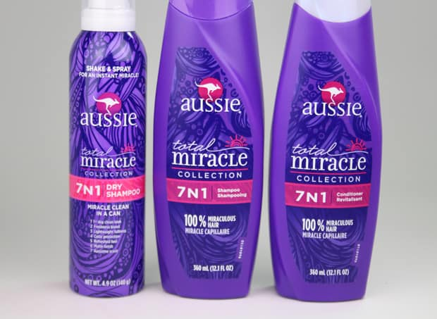 Aussie Total Miracle collection review 1 Aussie Total Miracle Collection 7 N 1 Review
