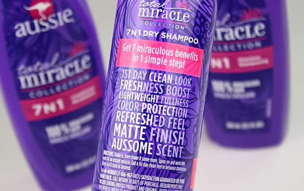 Aussie Total Miracle collection review 5 Aussie Total Miracle Collection 7 N 1 Review