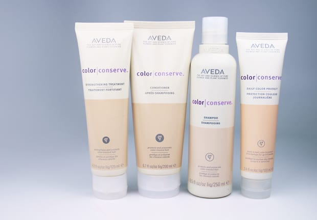 Aveda Color Conserve 1 A Visit to the Spoke and Weal Aveda Salon