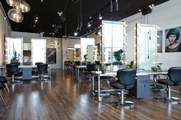 A Visit to the Spoke and Weal Aveda Salon