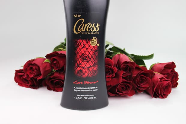 Caress Love Forever 1 12 hour fragrance with Caress Love Forever