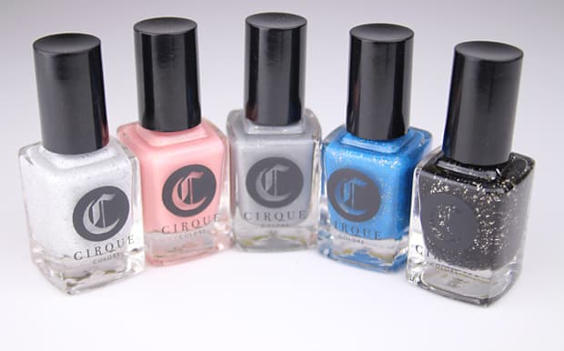 Cirque Colors Nail Lacquer Awakening 1 Cirque Colors Nail Lacquer   The Awakening swatches and review