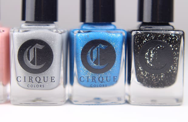 Cirque Colors Nail Lacquer Awakening 2 Cirque Colors Nail Lacquer   The Awakening swatches and review