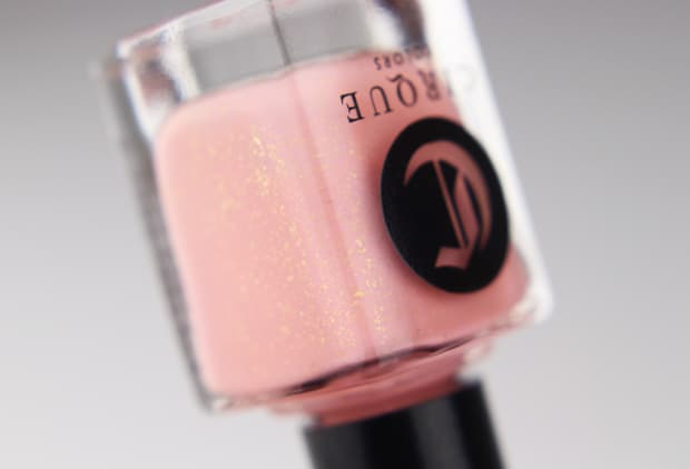 Cirque Colors Nail Lacquer Awakening love stone swatches 1 Cirque Colors Nail Lacquer   The Awakening swatches and review