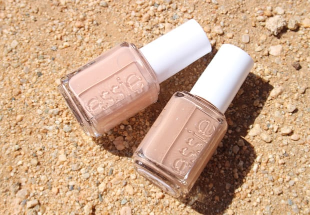 Essie Picked Perfect essie Flowerista swatches and review, spring 2015