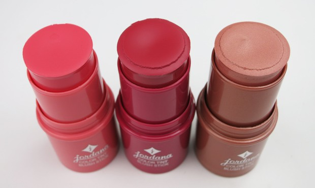 Jordana color tint review peach nectar swatch 8 Jordana Color Tint Blush Stick Swatches and Review