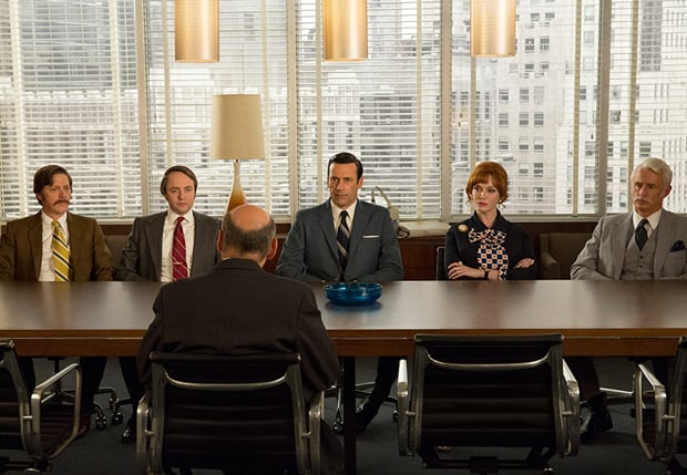 Mad Men Musings: Time and Life