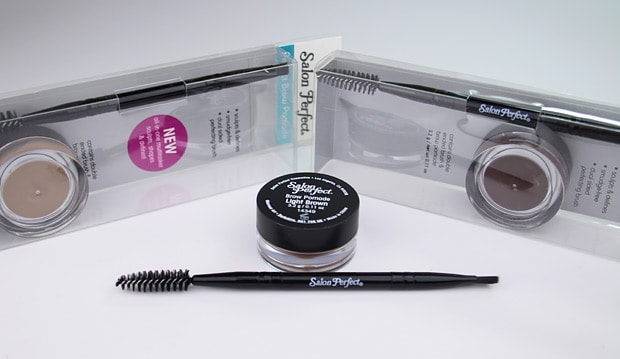 Salon perfect perfect brow pomade review 1 Salon Perfect Perfect Brow Pomade   Swatches, Photos and Review