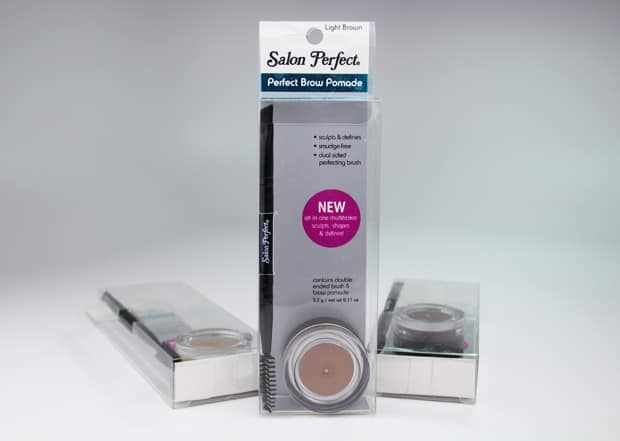 Salon perfect perfect brow pomade review 2 Salon Perfect Perfect Brow Pomade   Swatches, Photos and Review