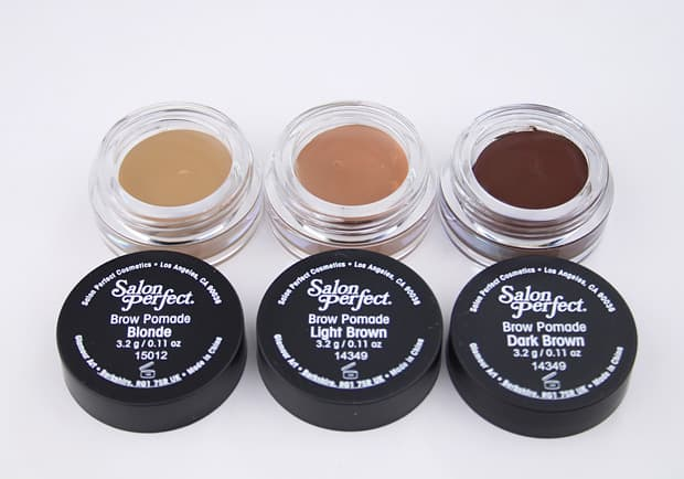 Salon perfect perfect brow pomade review 7 Salon Perfect Perfect Brow Pomade   Swatches, Photos and Review