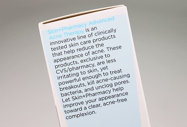 We Heart This shares a CVS Skin+Pharmacy Advanced Acne Therapy review, find out if this Acne Therapy line of products will work for you.