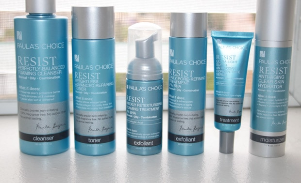 We Heart This shares a full review of the Paula's Choice Resist line of products. Check it out to see if the Paula's Choice Resist line is for you.