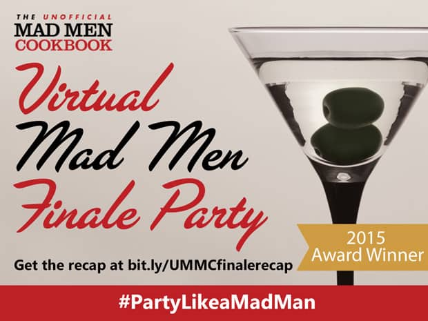 mad men virtual party winners badge Virtual Mad Men Party winners: New York, here we come