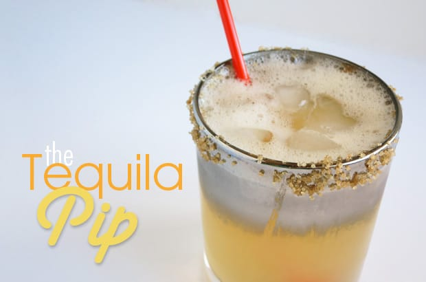 A Tequila Cocktail Recipe that ISN'T a Margarita
