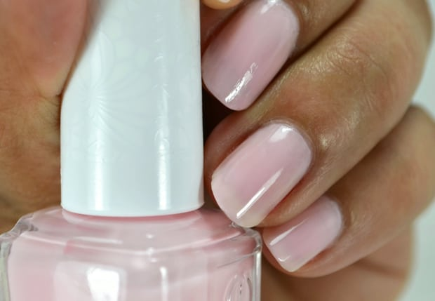 Essie bridal collection Lid Detail Essie 2015 Bridal collection swatches and review