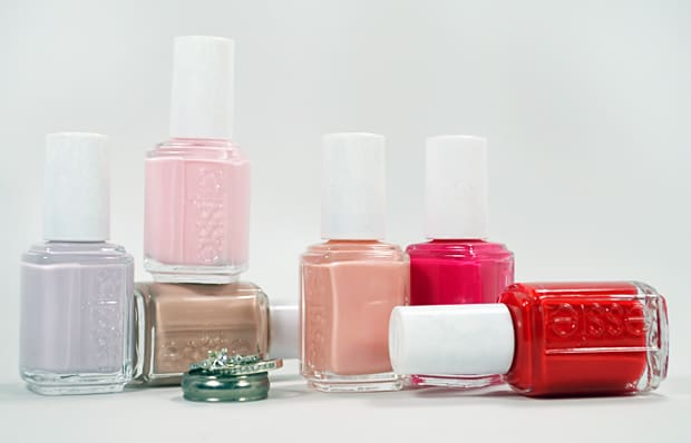 Essie 2015 Bridal collection swatches and review