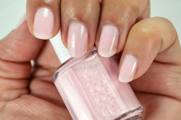 Essie tying the knotie swatches Essie 2015 Bridal collection swatches and review