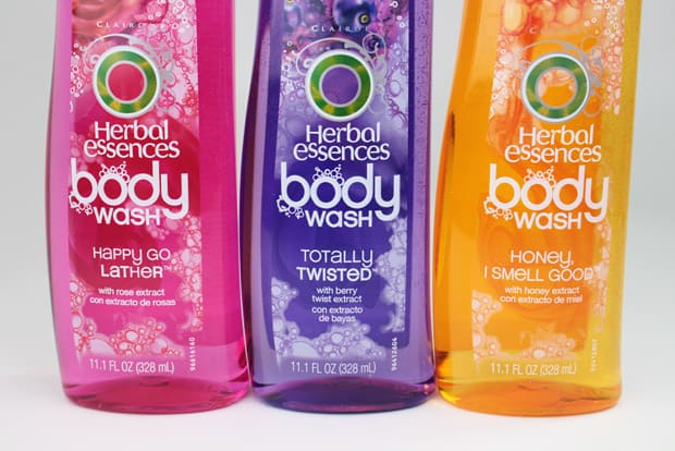 Herbal Essences body wash review 2 Herbal Essences Body Wash review