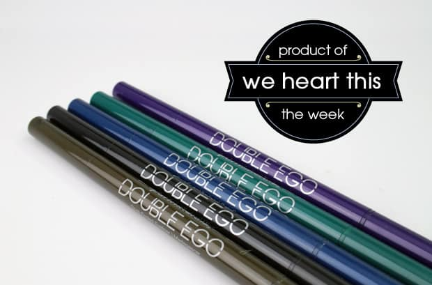 PUR Minerals Double Ego eyeliner review 1 we heart this: PUR Minerals Double Ego Eyeliner